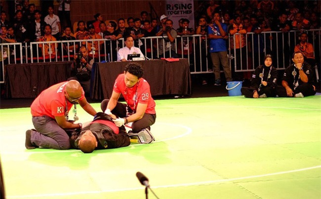 Tong ket SEA Games: 12 vu be boi dang xau ho cua Malaysia hinh anh 8