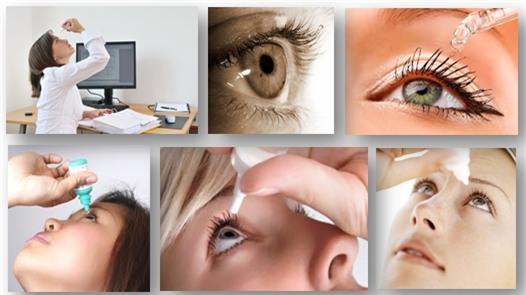 Cách giảm triệu chứng khô mắt tự nhiên: Anh, chị em nào làm văn phòng cũng nên biết - Ảnh 1.