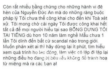Duc An tiet lo phan ung cua Ngoc Thuy khi bo me ruot moi ve du dam cuoi em trai