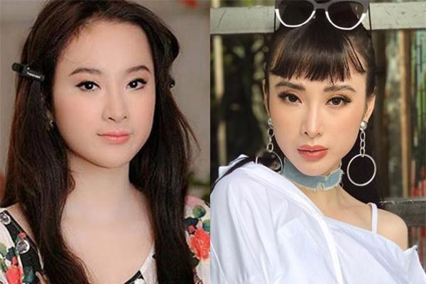 Không chỉ phong cách, môi của Angela Phương Trinh cũng biến thành Kylie Jenner mất rồi - Ảnh 4.