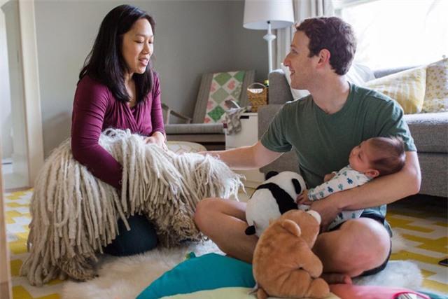 Đằng sau thành công của ông bố tỉ phú Mark Zuckerberg là một người bạn đời đặc biệt: Priscilla đã góp phần tạo nên tôi của ngày hôm nay - Ảnh 1.