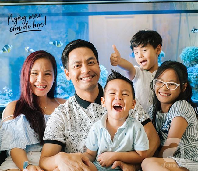 """Ngày con tựu trường trong mắt MC Phan Anh: """"Chuyện thường ấy mà, lo gì!"""" - Ảnh 10."""