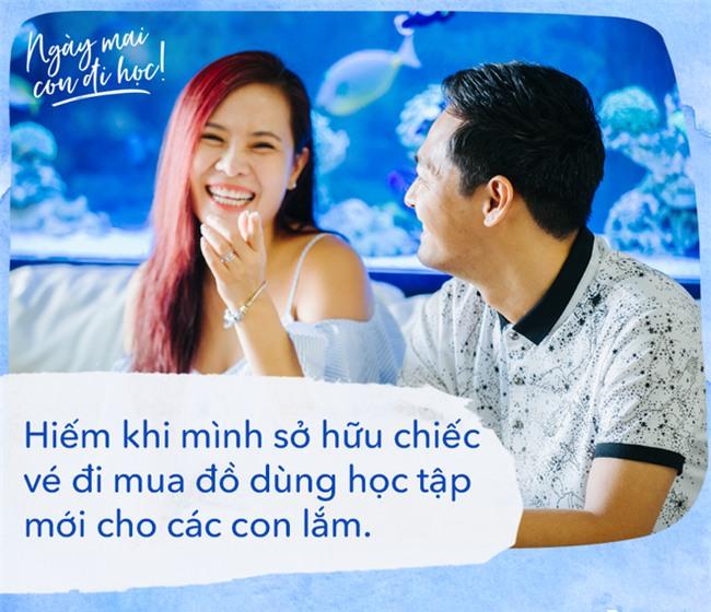 """Ngày con tựu trường trong mắt MC Phan Anh: """"Chuyện thường ấy mà, lo gì!"""" - Ảnh 4."""
