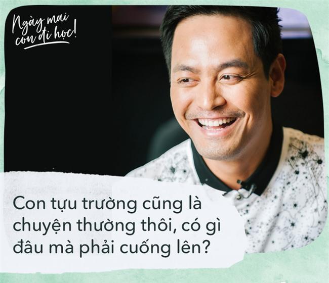 """Ngày con tựu trường trong mắt MC Phan Anh: """"Chuyện thường ấy mà, lo gì!"""" - Ảnh 6."""