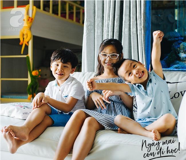 """Ngày con tựu trường trong mắt MC Phan Anh: """"Chuyện thường ấy mà, lo gì!"""" - Ảnh 7."""