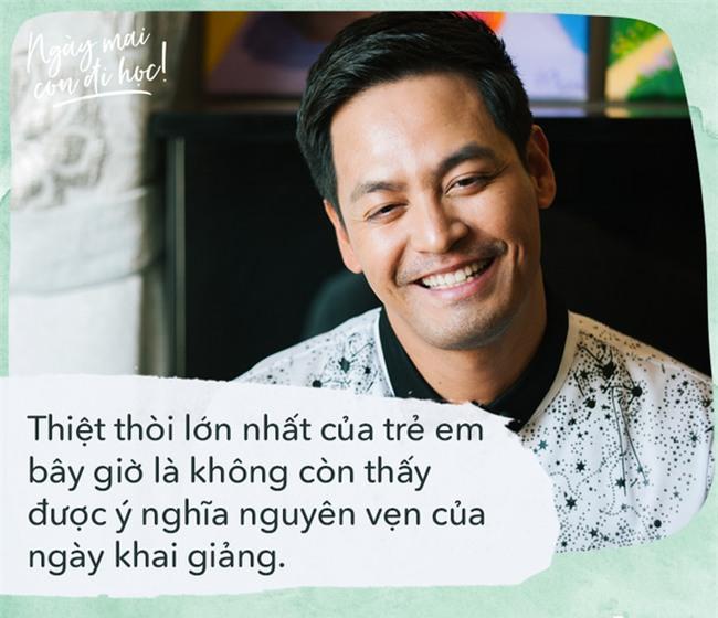 """Ngày con tựu trường trong mắt MC Phan Anh: """"Chuyện thường ấy mà, lo gì!"""" - Ảnh 9."""