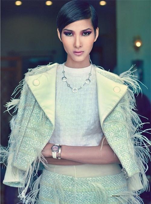 Bị chê không nên thi Hoa hậu Hoàn vũ, Hoàng Thùy đáp trả sâu cay - Ảnh 3.