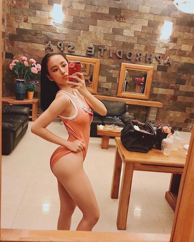 Ngay cả những người đẹp có vòng 3 nóng bỏng nhất cũng chưa chắc so bì được với Angela Phương Trinh - Ảnh 8.