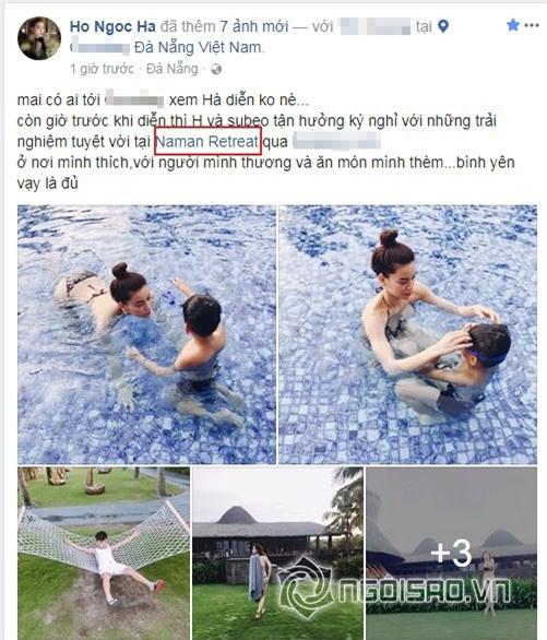 Hồ Ngọc Hà yêu Kim Lý, Hồ Ngọc Hà, Hà Hồ, Kim Lý,chuyện làng sao,sao Việt