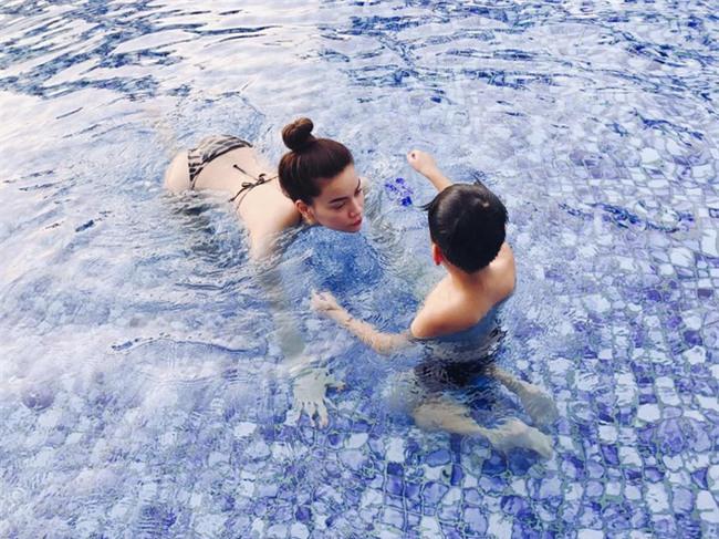 Hồ Ngọc Hà nóng bỏng khi nghỉ dưỡng tại Đà Nẵng - Ảnh 5.
