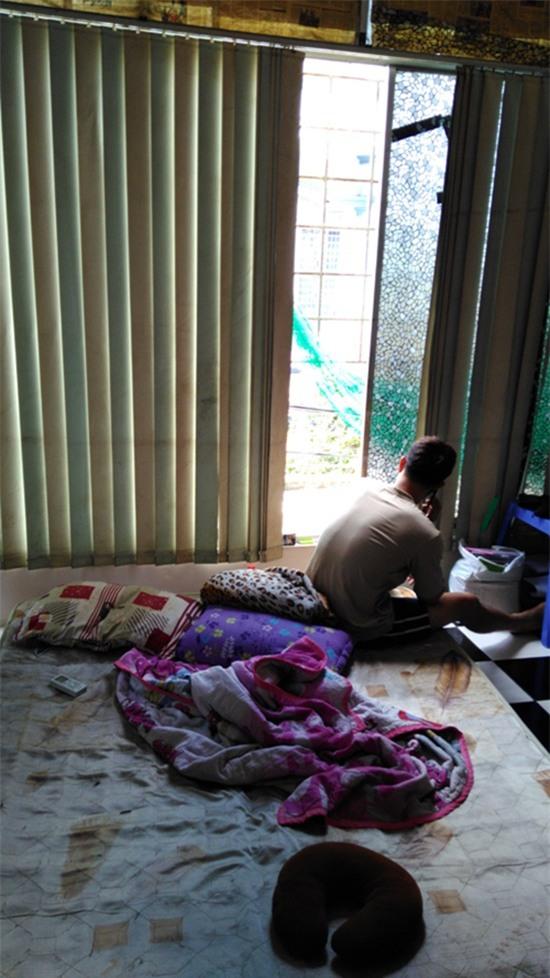 Thăm quán bún đậu và nơi ở đạm bạc của gia đình Đông Hùng - Ảnh 10.