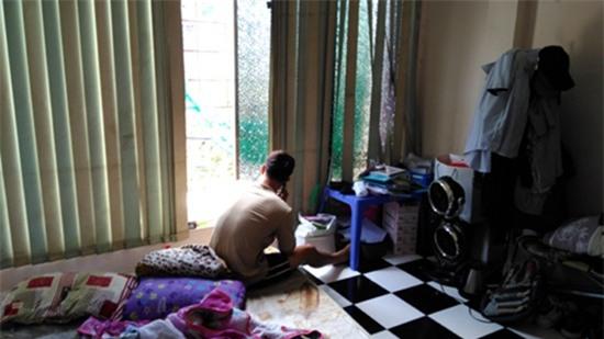 Thăm quán bún đậu và nơi ở đạm bạc của gia đình Đông Hùng - Ảnh 9.