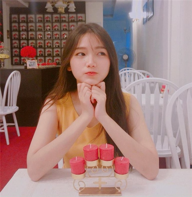 Hot girl Vung Tau 12 nam hoc gioi nho la fan Kpop hinh anh 2