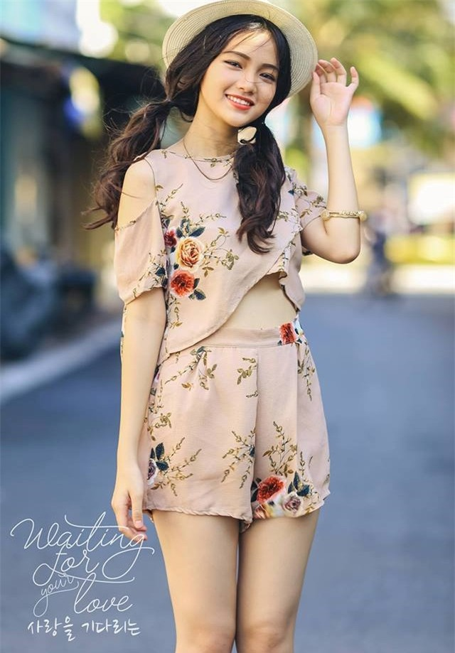 Hot girl Vung Tau 12 nam hoc gioi nho la fan Kpop hinh anh 4