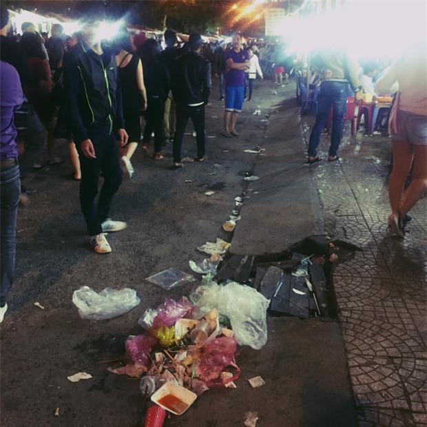 Nhắc nhở người bán hàng, cô lao công ở Đà Lạt nhận lại câu nói: Không xả rác thì lấy việc đâu các cô làm! - Ảnh 12.