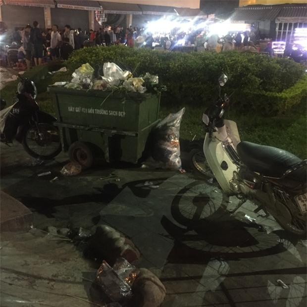 Nhắc nhở người bán hàng, cô lao công ở Đà Lạt nhận lại câu nói: Không xả rác thì lấy việc đâu các cô làm! - Ảnh 8.