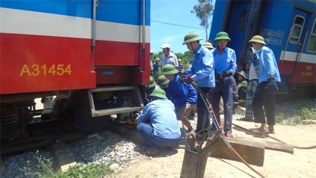 Đường sắt Bắc - Nam, Quảng Bình, tai nạn đường sắt