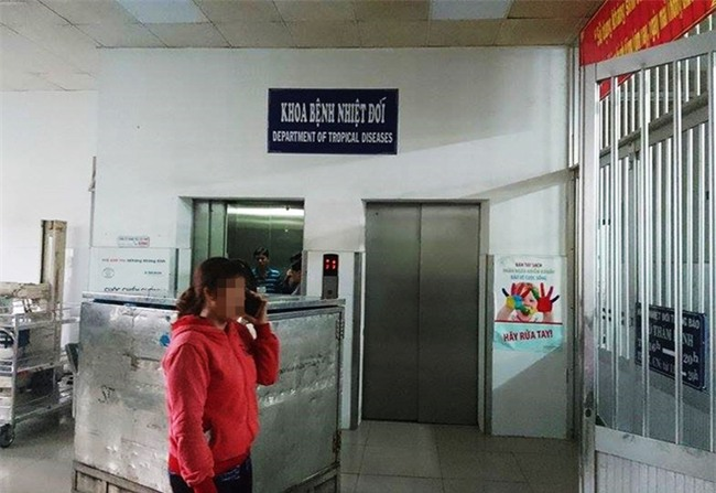 Sự thật chuyện người mẹ trẻ nhiễm siêu vi nặng, phải hi sinh đứa con trong bụng để bảo toàn mạng sống ở Sài Gòn - Ảnh 1.