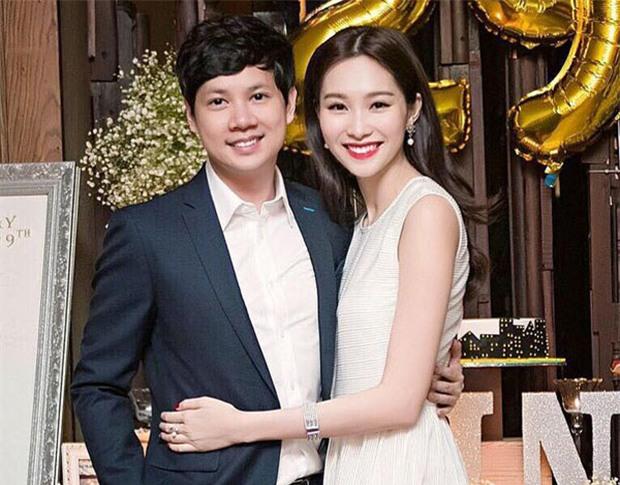 Đặng Thu Thảo và Trung Tín đã có chuỗi ngày hạnh phúc khiến nhiều người ghen tị - Ảnh 8.