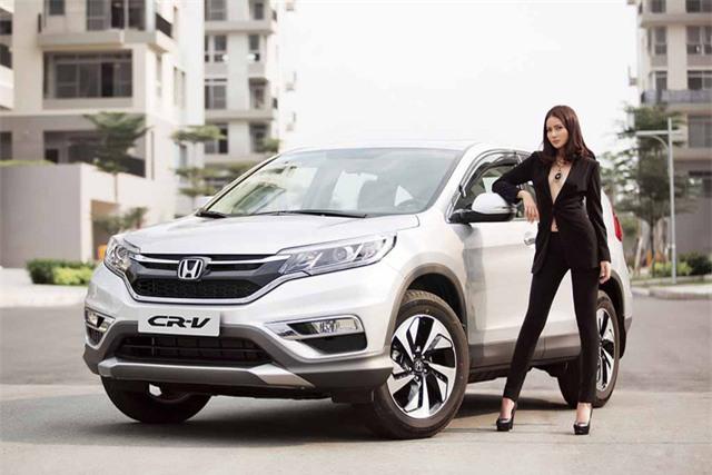 ô tô giảm giá, Honda CR-V, ô tô Honda, ô tô Nhật, ô tô nhập, Thị trường ô tô, Mazda CX-5