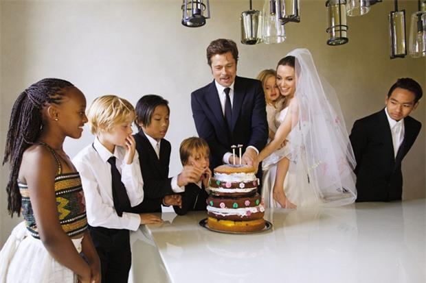 Cuộc hôn nhân Brad Pitt và Angelina Jolie: Ngôn tình đấy nhưng không thiếu chiêu trò để PR tên tuổi - Ảnh 2.