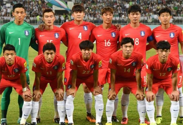 Hàn Quốc chính thức có vé đến VCK World Cup 2018