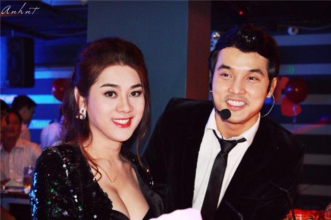 Lam Khanh Chi tiet lo chuyen tinh voi Ung Hoang Phuc khien showbiz chan dong