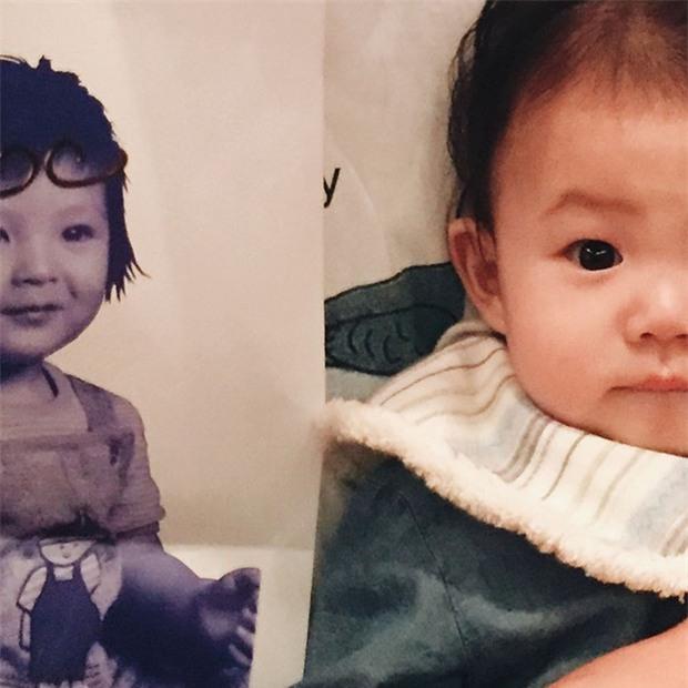Không còn chơi bời hư hỏng, Trần Quán Hy giờ đây hạnh phúc ngập tràn với người yêu siêu mẫu và con gái bé bỏng - Ảnh 3.