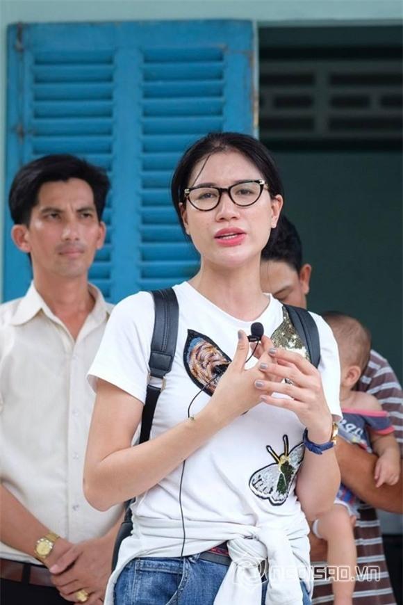 Trang Trần, người mẫu Trang Trần, Trang Trần  từ thiện, sao Việt,chuyện làng sao