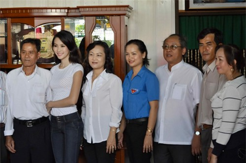 Tăng Thanh Hà, Hoa hậu Đặng Thu Thảo, sao việt, mỹ nhân việt