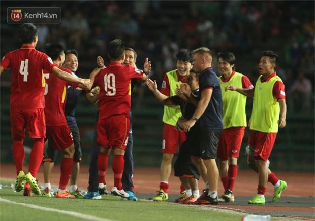 Có tuyển thủ nữ Việt Nam mang thai vẫn đá ở SEA Games 29 - Ảnh 2.
