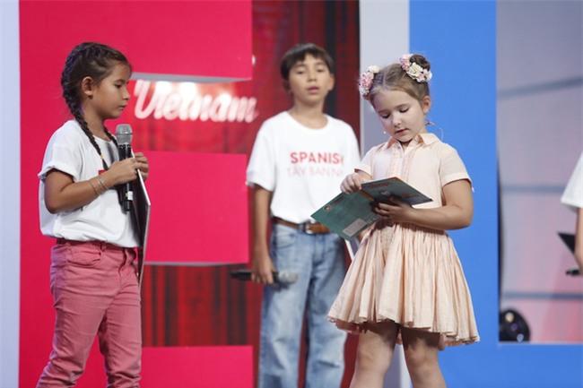 Little big shots bản Việt: Bella – Cô bé Nga 5 tuổi thành thạo 8 thứ tiếng đã xuất hiện - Ảnh 2.