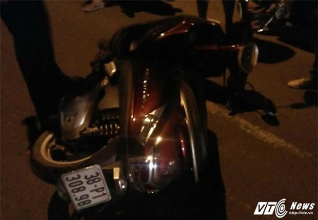 Chém xối xả lên người phụ nữ để cướp xe ở Đồng Nai - Ảnh 2.