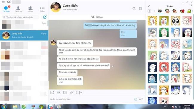 Gạ tình cô gái trẻ không thành, tên cướp quay sang cướp iPhone còn nhắn tin đòi xin tài khoản iCloud - Ảnh 1.