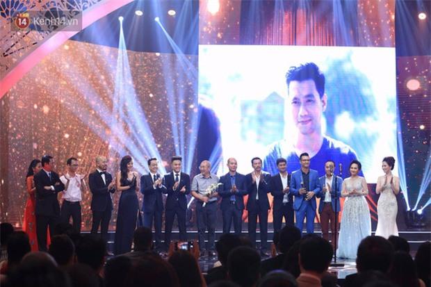 Hóa ra đây là lý do Việt Anh không xuất hiện tại lễ trao giải VTV Awards - Ảnh 1.