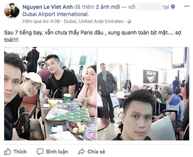 Hóa ra đây là lý do Việt Anh không xuất hiện tại lễ trao giải VTV Awards - Ảnh 2.