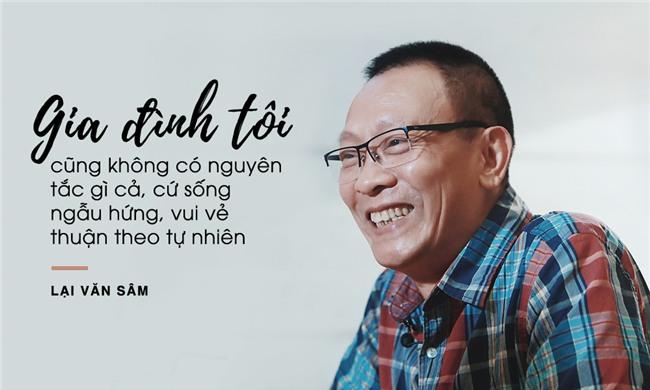 Lai Van Sam: 'Toi khong tham tien va quyen' hinh anh 9