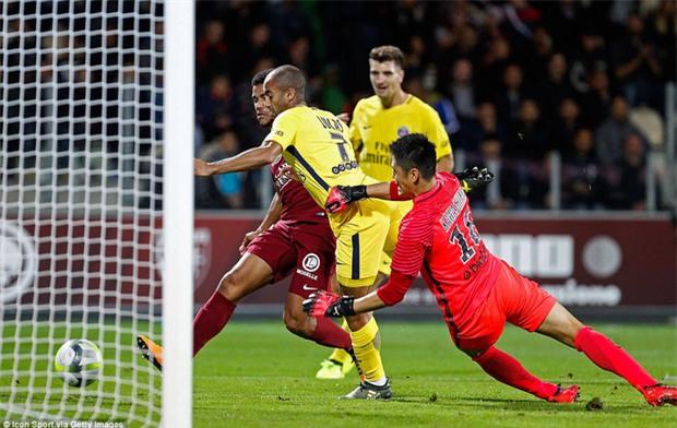 Tam tấu Cavani - Neymar - Mbappe giúp PSG lập thành tích chưa từng có trong lịch sử đội bóng - Ảnh 12.