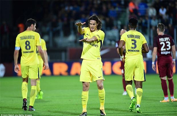 Tam tấu Cavani - Neymar - Mbappe giúp PSG lập thành tích chưa từng có trong lịch sử đội bóng - Ảnh 4.