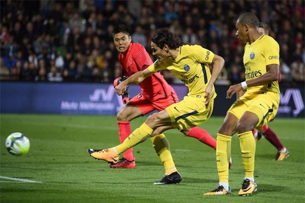 Tam tấu Cavani - Neymar - Mbappe giúp PSG lập thành tích chưa từng có trong lịch sử đội bóng - Ảnh 5.