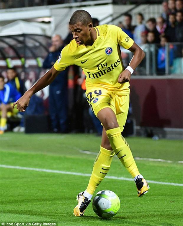Tam tấu Cavani - Neymar - Mbappe giúp PSG lập thành tích chưa từng có trong lịch sử đội bóng - Ảnh 6.