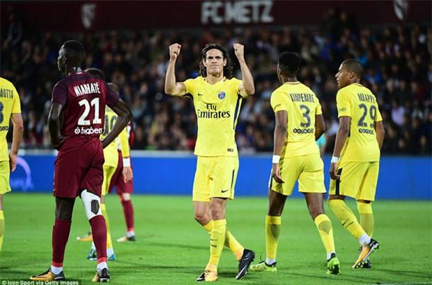 Tam tấu Cavani - Neymar - Mbappe giúp PSG lập thành tích chưa từng có trong lịch sử đội bóng - Ảnh 11.