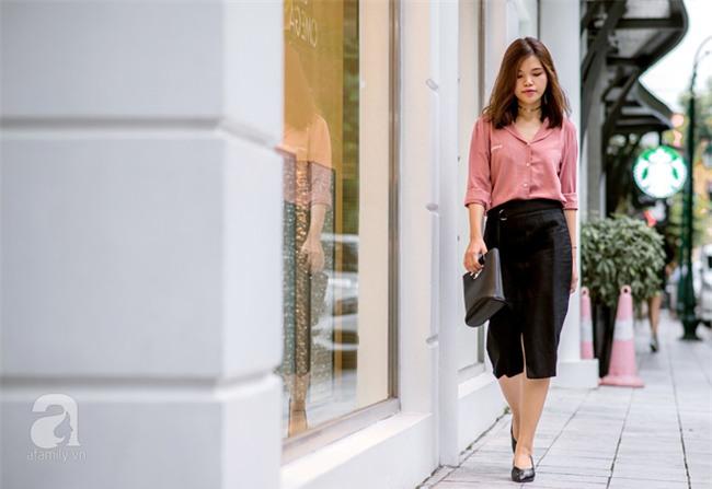 Thời tiết ẩm ương nhưng các quý cô miền Bắc vẫn mặc đẹp hết sảy trong street style tuần này - Ảnh 7.