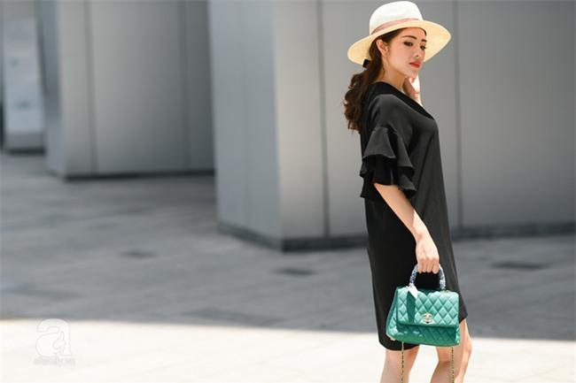 Thời tiết ẩm ương nhưng các quý cô miền Bắc vẫn mặc đẹp hết sảy trong street style tuần này - Ảnh 8.