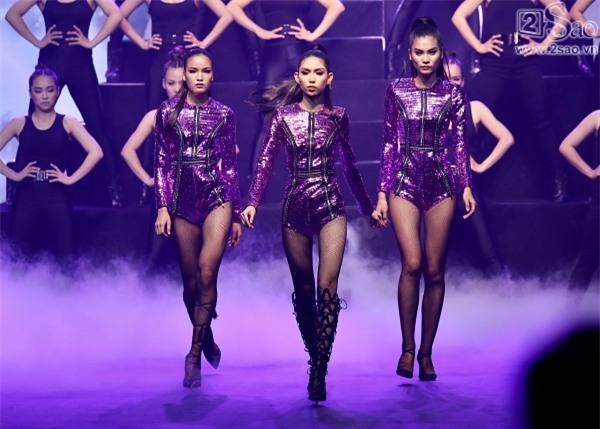 Kim Dung đăng quang Vietnam's Next Top Model 2017 trong niềm sung sướng của... Thùy Dương-10