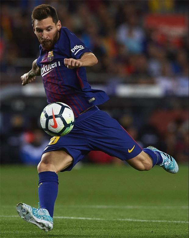 Messi lập hat-trick, Barca thắng 5 sao để hơn Real 4 điểm - Ảnh 7.