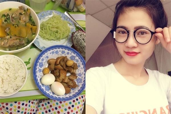 Chị em gái như trái cau non, cô em sướng nhất vịnh Bắc Bộ được chị gái nấu cho cơm ở cữ ngon phát thèm - Ảnh 1.