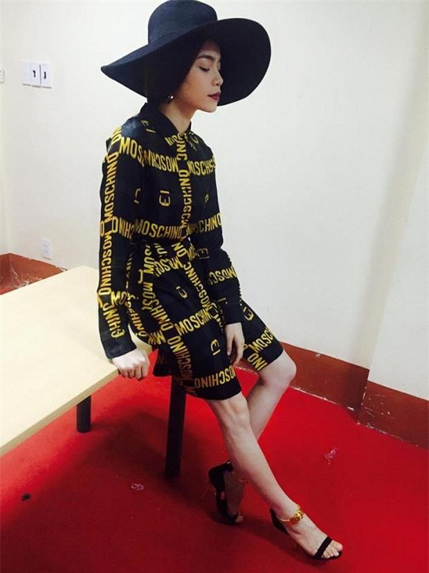 Chẳng phải mỗi mình Cao Ngân, còn nhiều sao Việt khiến fan lo lắng vì thân hình da bọc lấy xương - Ảnh 3.