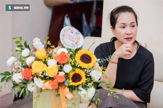 NSND Lan Hương: Bảo Thanh thông minh, khôn khéo trong ứng xử nhưng hay đùa dai - Ảnh 2.