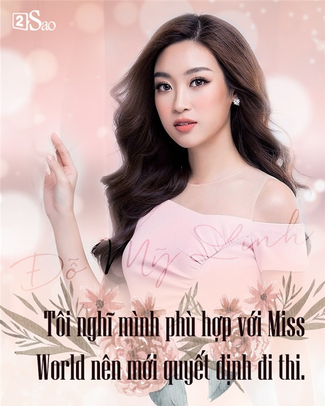 Hoa hậu Mỹ Linh: Tôi tự tin với khả năng tiếng Anh của mình tại Miss World 2017-1